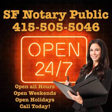 SF notary public san francisco3
