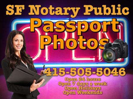passport photography today